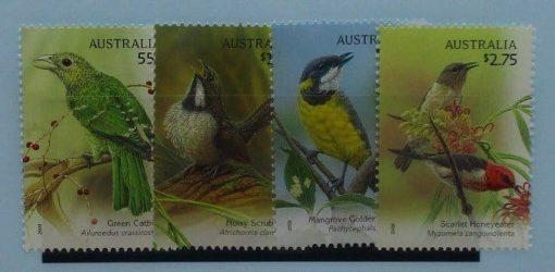 Australia Stamps, 2009, SG3270-3273, Mint 3