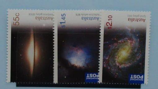 Australia Stamps, 2009, SG3266-3268, Mint 3