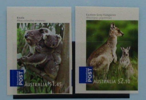 Australia Stamps, 2009, SG3222-3223, Mint 3