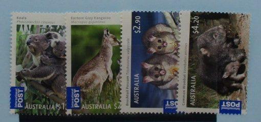 Australia Stamps, 2009, SG3218-3221, Mint 3