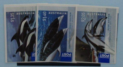 Australia Stamps, 2009, SG3202-3204, Mint 3