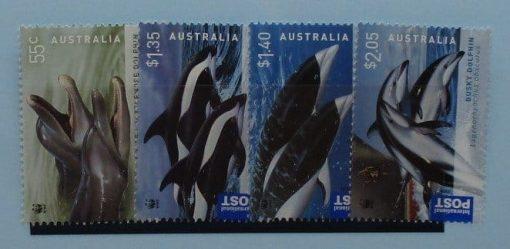 Australia Stamps, 2009, SG3197-3200, Mint 3