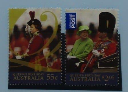 Australia Stamps, 2009, SG3185-3186, Mint 3