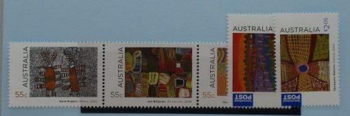 Australia Stamps, 2009, SG3178a, SG3181-3182, Mint 3