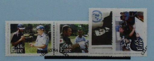 Ireland Stamps, 2005, SG1758a, SG1760-1761, Used 3
