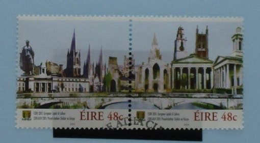 Ireland Stamps, 2005, SG1725a, Used 2