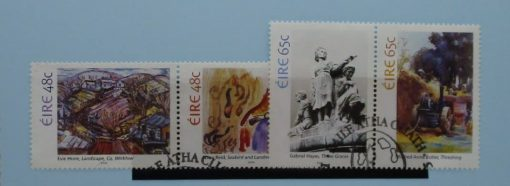 Ireland Stamps, 2005, SG1721a, SG1723a, Used 3