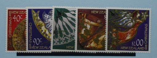 New Zealand Stamps, 2003, SG2644-2648, Mint 3