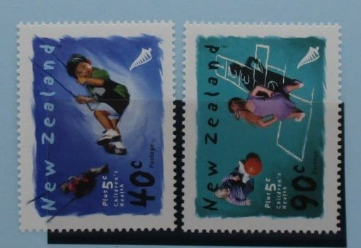 New Zealand Stamps, 2003, SG2635-2636, Mint 3