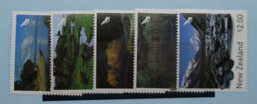 New Zealand Stamps, 2003, SG2630-2634, Mint 3