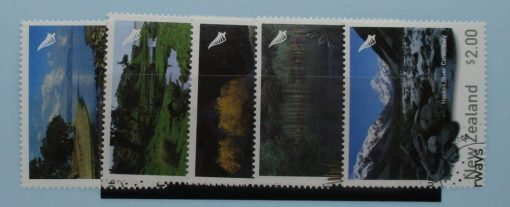 New Zealand Stamps, 2003, SG2630-2634, Used 3