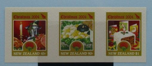 New Zealand Stamps, 2004, SG2747-2749, Mint 3