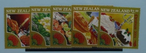 New Zealand Stamps, 2004, SG2742-2746, Mint 3
