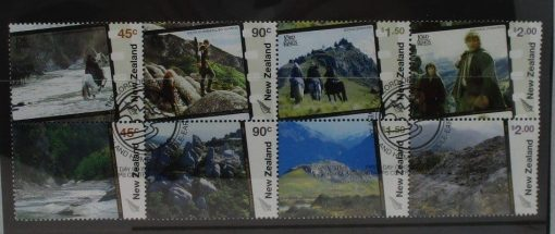 New Zealand Stamps, 2004, SG2714b, Used 3