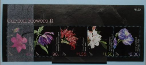 New Zealand Stamps, 2004, MS2711, Used 3