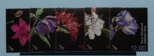 New Zealand Stamps, 2004, SG2706-2710, Used 3