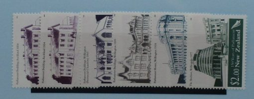 New Zealand Stamps, 2004, SG2678-2683, Mint 3