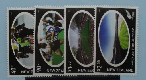 New Zealand Stamps, 2004, SG2673-2676, Mint 3