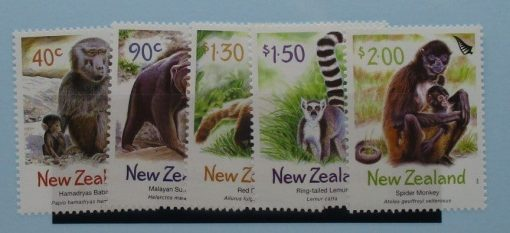 New Zealand Stamps, 2004, SG2665-2669, Mint 3
