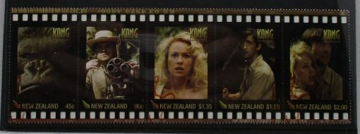 New Zealand Stamps, 2005, SG2827a, Used 3
