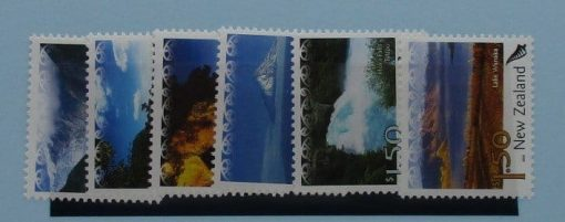 New Zealand Stamps, 2006, SG2868-2873, Mint 3