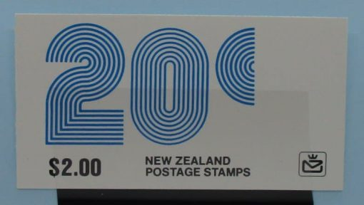 New Zealand Stamps, 1981, SB35, Mint 3