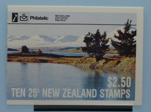 New Zealand Stamps, 1985, SB39, Mint 3