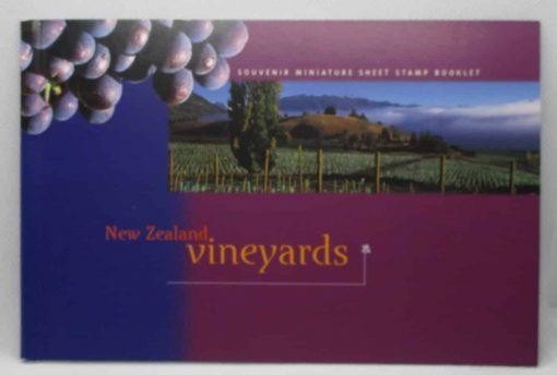 New Zealand Stamps, 1997, SB85, Mint 3