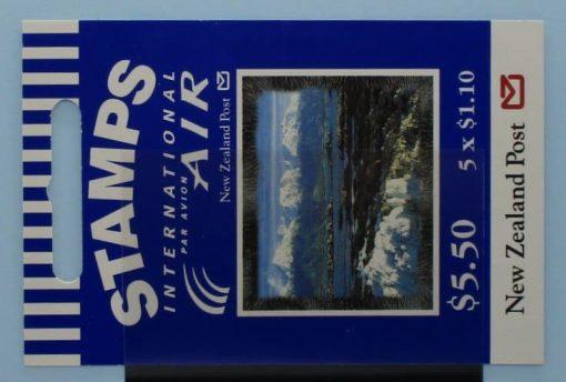 New Zealand Stamps, 2000, SB102, Mint 3