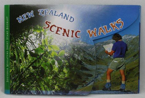 New Zealand Stamps, 1999, SB99, Mint 3