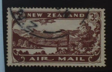 New Zealand Stamps, 1931-35, SG548, Used 3