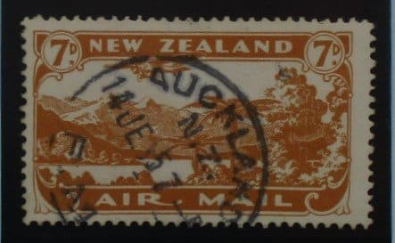 New Zealand Stamps, 1931-35, SG550, Used 3