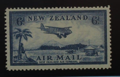 New Zealand Stamps, 1935, SG572, Mint 3