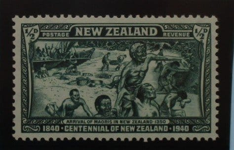 New Zealand Stamps, 1940, SG613, Mint 3