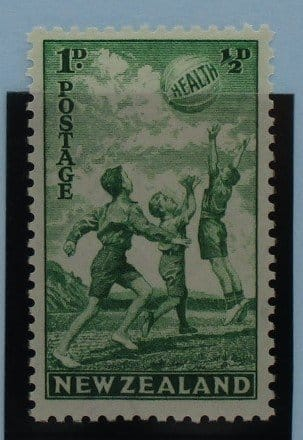 New Zealand Stamps, 1940, SG626, Mint 3