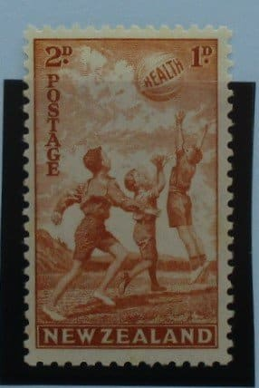 New Zealand Stamps, 1940, SG627, Mint 3