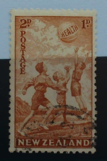 New Zealand Stamps, 1940, SG627, Used 3