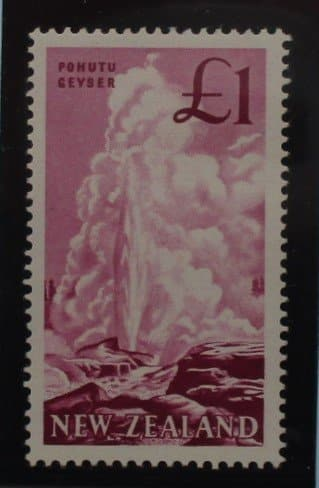 New Zealand Stamps, 1960-66, SG802, Mint 3