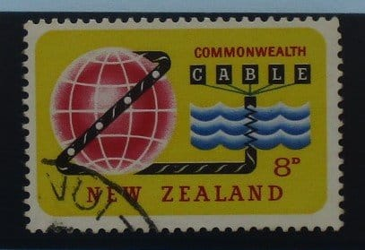 New Zealand Stamps, 1963, SG820, Used 3