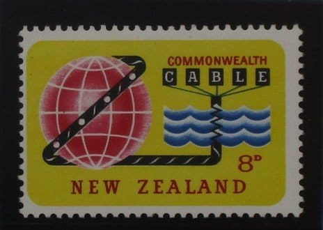 New Zealand Stamps, 1963, SG820, Mint 3