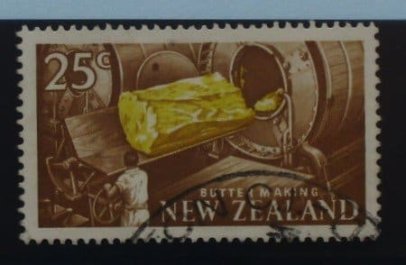 New Zealand Stamps, 1967, SG858, Used 3
