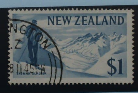 New Zealand Stamps, 1967, SG861, Used 2