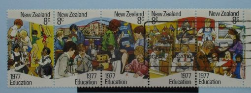 New Zealand Stamps, 1977, SG1138a, Used 3