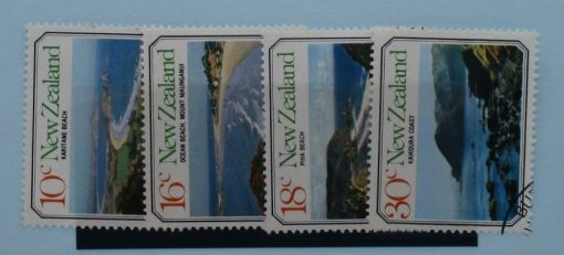 New Zealand Stamps, 1977, SG1145-1148, Used 3