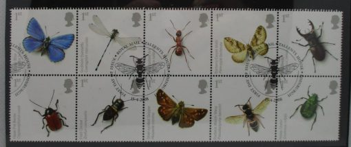 Great Britain Stamps, 2008, SG2831a, Used 3