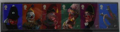 Great Britain Stamps, 2001, SG2224a, Used 3