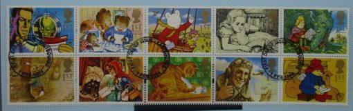 Great Britain Stamps, 1994, SG1800a, Used 3
