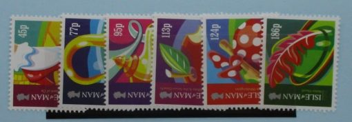 Isle of Man Stamps, 2016, SG2167-2172, Mint 3