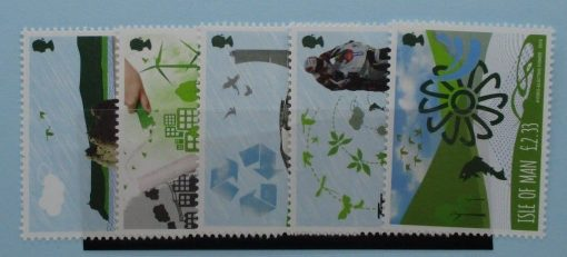 Isle of Man Stamps, 2016, SG2161-2165, Mint 3
