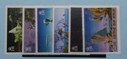 Isle of Man Stamps, 2016, SG2155-2160, Mint 3